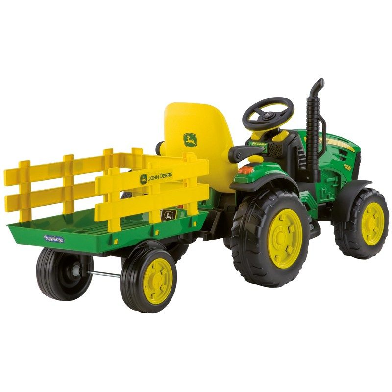 John Deere Ground Force - Peg Perego Deutschland