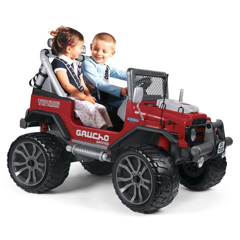 Geländefahrzeuge