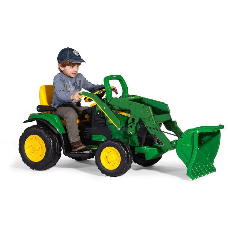 John Deere Traktoren und Bagger